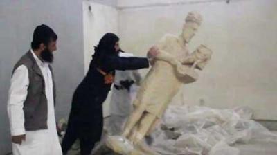 """- قضت محكمة الجنايات المركزية في بغداد بالإعدام شنقا حتى الموت بحق أحد أفراد تنظيم """"داعش""""، والذي شارك في عدة عمليات إرهابية، بينها تحطيم آثار الموصل."""