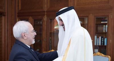 إیران تكشف حجم التبادل التجاري مع قطر