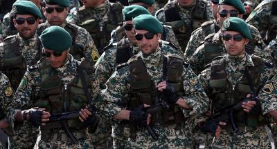 ايران تعلن اختطاف 14 من حرس الحدود