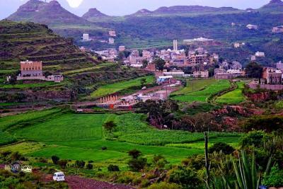 خلال اجازة العيد : 370 ألف زائر للأماكن السياحية بمحافظة إب