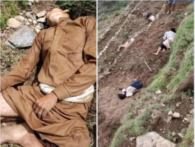 القبض على متهم بقتل خمسة أشخاص بصورة بشعة في محافظة حجة
